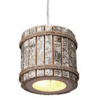 Wood Mini Pendant Lights