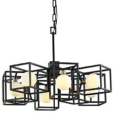 Plaza 8-Light Pendant