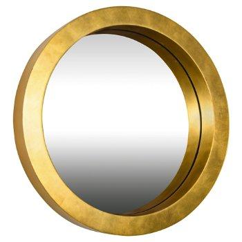Ringleader Round Accent Mirror