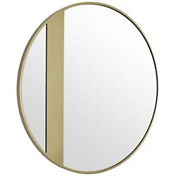 Cadet 30-In. Round Accent Mirror