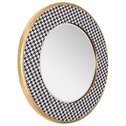 Azzezzi Round Mirror