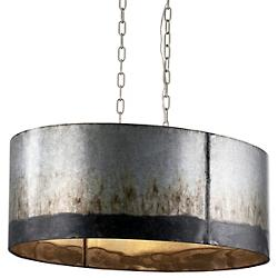 Cannery 6-Light Linear Suspension