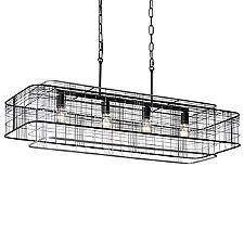 Vivienne Linear Chandelier Light