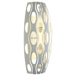 Masquerade 2-Light Wall Sconce (Pearl) - OPEN BOX RETURN