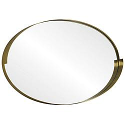 Echo Oval Mirror by Varaluz - OPEN BOX RETURN