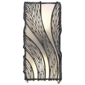 Flow Vertical Short Wall Sconce