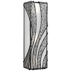 Flow Vertical Tall Wall Sconce