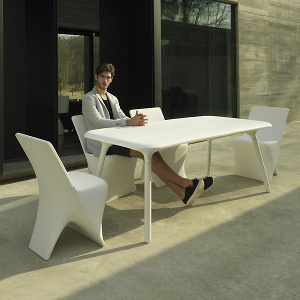 Pal Outdoor Dining Table