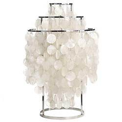 Fun Mother Of Pearl Table Lamp