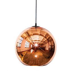 Fort Knox Pendant Light (Copper/Small) - OPEN BOX RETURN