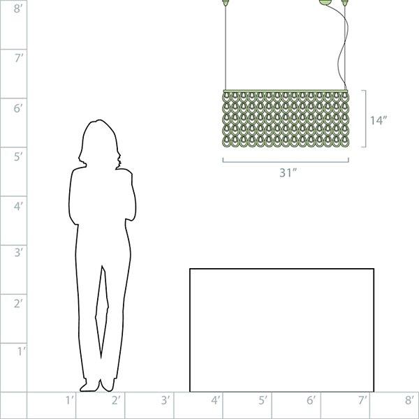 Minigiogali RE2 Linear Suspension