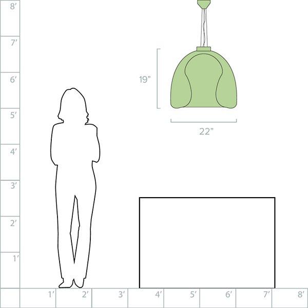 Naranza Pendant