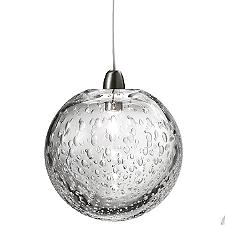 Bolle Mini Pendant Light - BOLLESP P NI PCRBOG9 2UL