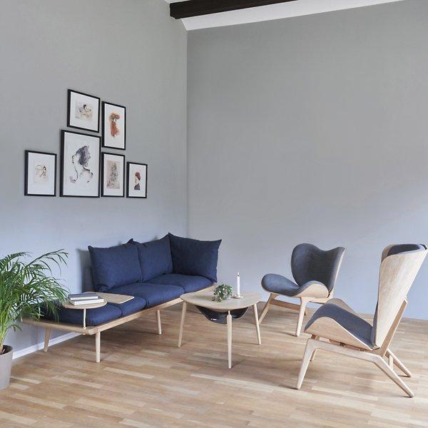 Lounge Around 3-Seat Platform Sofa