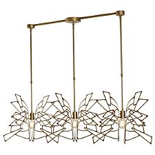Monarch Linear Chandelier Light