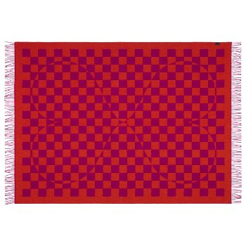 Double Heart Blanket