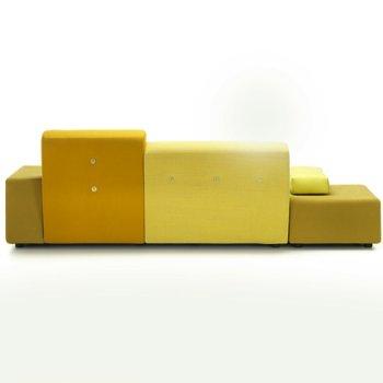 Shown in Golden Yellow, Armrest Left/Sitting Right