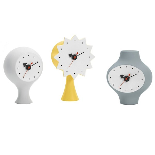 Nelson Ceramic Table Clock Model #1