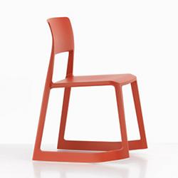 Tip Ton Chair (Poppy Red) - OPEN BOX RETURN