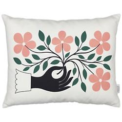 Hand Graphic Pillow