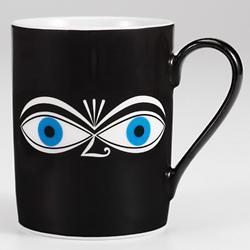 Coffee Mug, Eyes (Blue) - OPEN BOX RETURN
