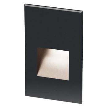 Shown in Black on Aluminum finish