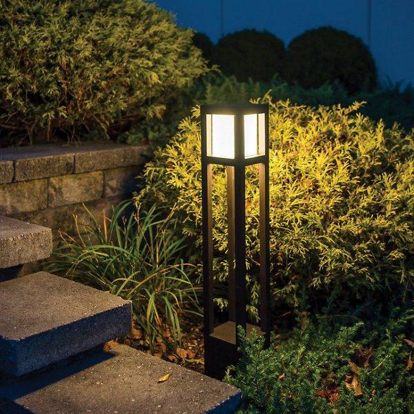 Tower LED 120V/277V Bollard Light