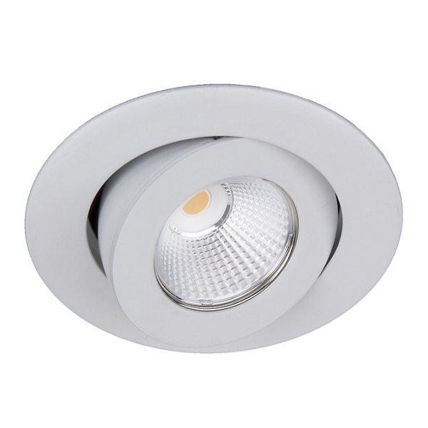 Oculux 3.5-Inch LED Round Adjustable Trim