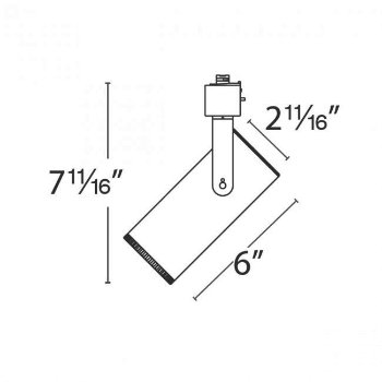 silo x20 acled beamshift track head by wac lighting at lumens com rh lumens com
