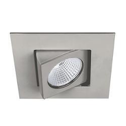 Oculux 3.5-Inch LED Square Adjustable Trim