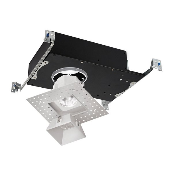 Aether 3.5-Inch LED Shallow Housing Trimless Downlight