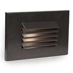 4051 Horizontal Louvered Step Light