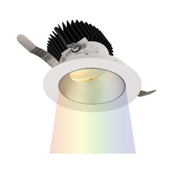 Aether 3.5-Inch Round Color Changing Adjustable Kit