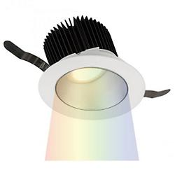 "Aether 3.5"" Round Color Changing Wall Wash Kit"