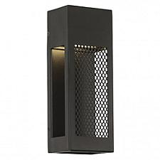 Grate LED Outdoor Wall Sconce