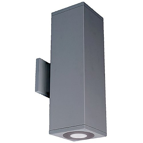 cube architectural ultra narrow led up and down wall sconce by wac cube architectural ultra narrow led up and down wall sconce by wac lighting