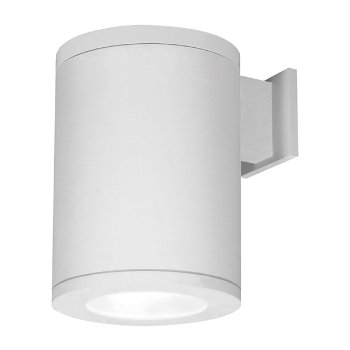 Shown in White finish, 8 Inch size