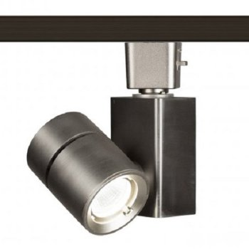 Shown in Brushed Nickel finish, H Track System