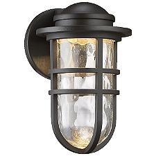 Steampunk Indoor/Outdoor Wall Sconce