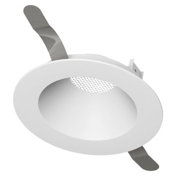 Aether 3.5 Inch LED Round White Trim