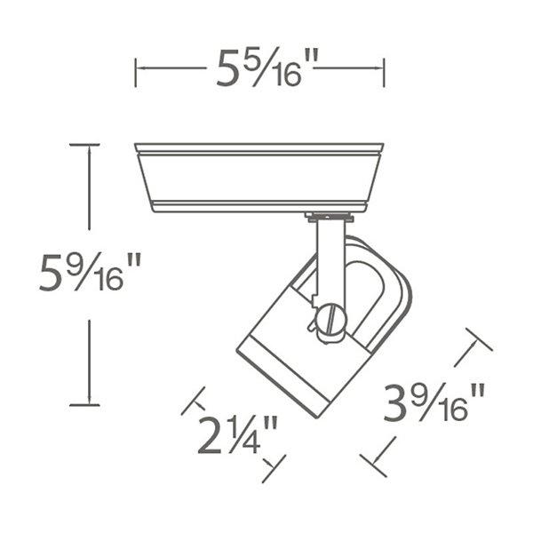 Precision LED160 High Output Track Head