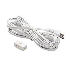 15' Two Wire Cord and Plug Set