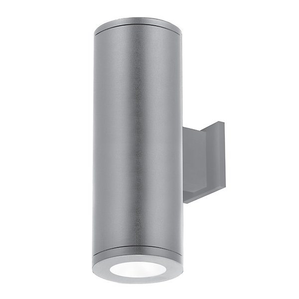 Tube Architectural LED Color Changing Up and Down Outdoor Wall Sconce