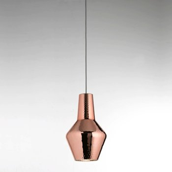 Shown in Metallic Pink Gold