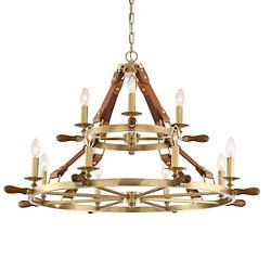 Carlisle 2 Tier Chandelier