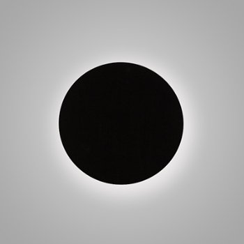 Shown in Black finish, Small size
