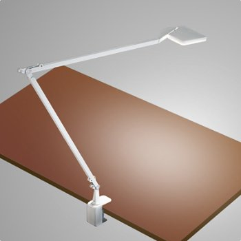 Shown in White / Table Clamp