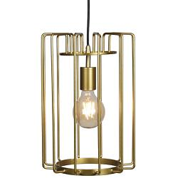 Wired Vertical Cage LED Pendant