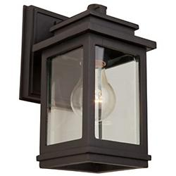 Freemont Lantern Outdoor Wall Sconce