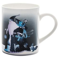 Blue Christmas AA062 Mug